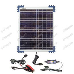 Chargeur solaire 20 w - 12...