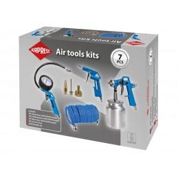 Kit accessoires Airpress 7 pcs
