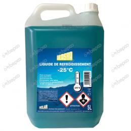 Liquide permanent 5L -25°